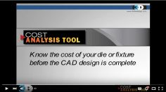 Die Design Cost Analysis Software